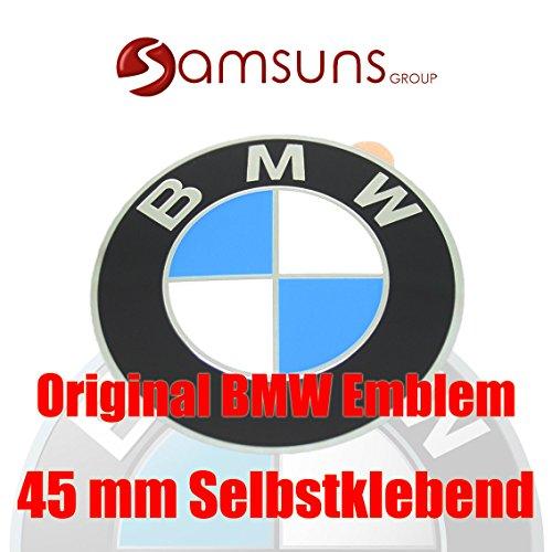Original BMW Nabenabdeckung Nabendeckel Mittellochdeckel mit Chromrand