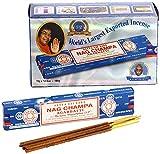 3 x Satya Nag Champa Incense Sticks 15 gms