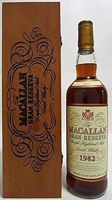 Macallan - Gran Reserva - 1982