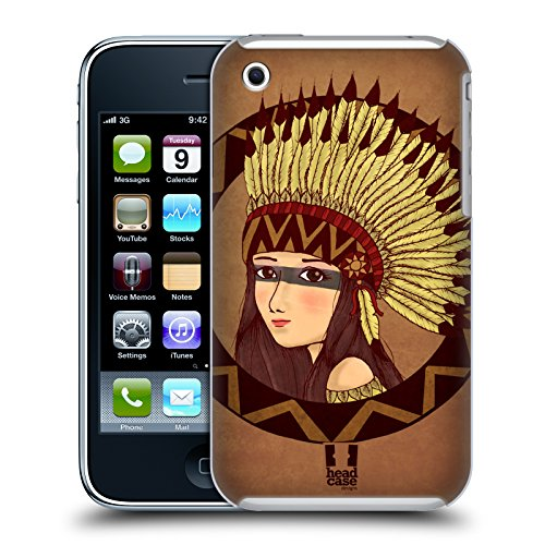 Head Case Designs Licorne Toons Originaux Étui Coque en Gel molle pour Apple iPhone 5 / 5s / SE Autochtone