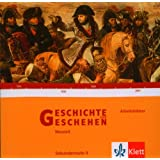 Geschichte und Geschehen Sek. II. Arbeitsblätter CD-ROM