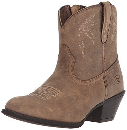 Ariat Brown Bomber (ARIAT Boots Darlin Brown BOMBR | Farbe: Brown Bomber | Größe: 8,5 (42,5))