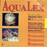 AquaLex - Meerwasser: Niedere Tiere 1