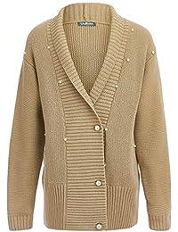 09b36625c20 Suchergebnis auf Amazon.de für  Pullover mit Perlen - Mädchen ...