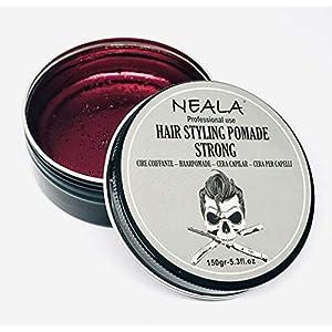 Cera para pelo de hombre – Neala de Fijación Fuerte – Strong – 150ml