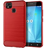 FugouSell Coque ASUS Zenfone Zoom S, Ultra Slim Luxe Clear Case Housse de Protection...