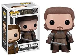 Funko - Figura Game Of Thrones - Rob Stark Pop 10 cm