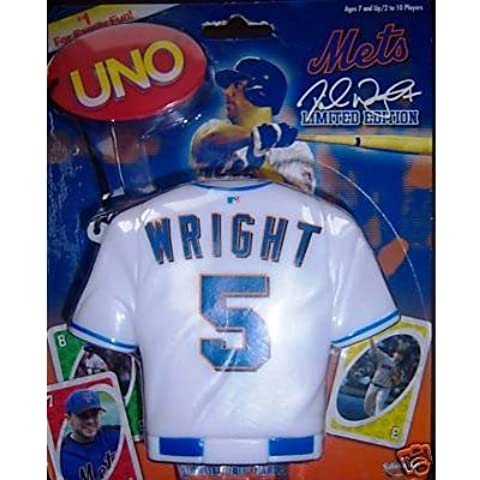Uno Game : David Wright New York Mets Limited Edition