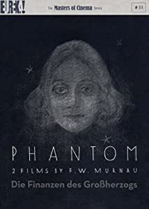 Phantom/Die Finanzen Des Grossherzogs [Masters of Cinema] [DVD] [1922]