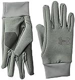 Under Armour Herren Men's Armour Liner 2.0 Handschuhe, Grau, LG