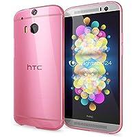 delightable24 Cover Case in Silicone TPU per Smartphone HTC ONE