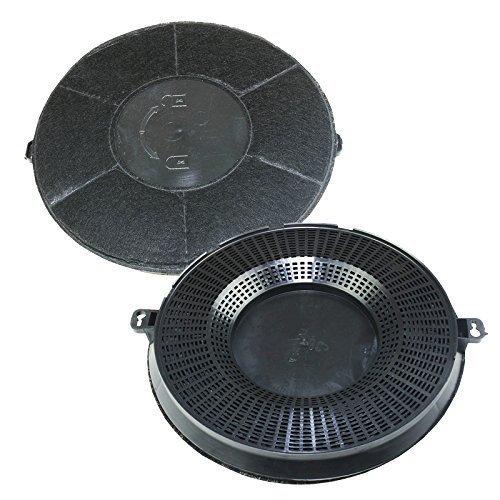 echtem Ofen Dunstabzugshaube Extractor Carbon Charcoal Filter + Aufhängeösen 00090944 -