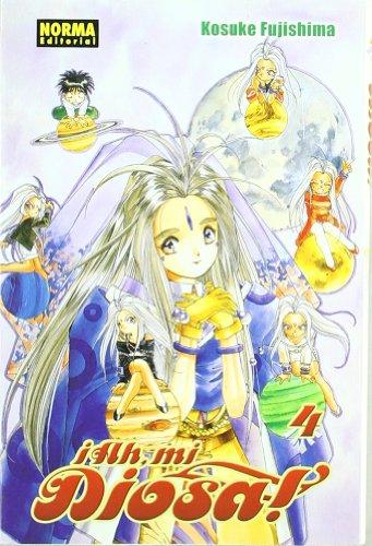 Ah, mi diosa 4 / Oh My Goddess! 4 Cover Image