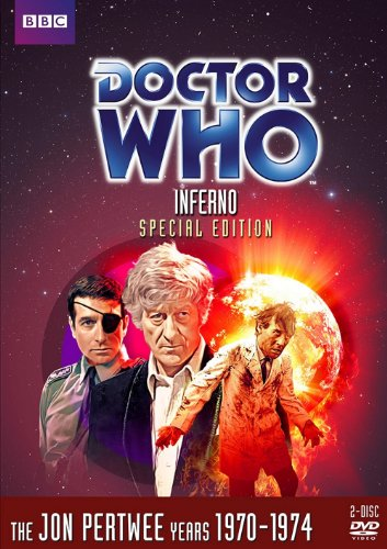 Doctor Who: Inferno (2pc) / (Full Spec 2pk Ecoa) [DVD] [Region 1] [NTSC] [US Import] (Doctor Who-inferno)