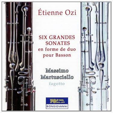 Ozi : Six Grandes Sonates