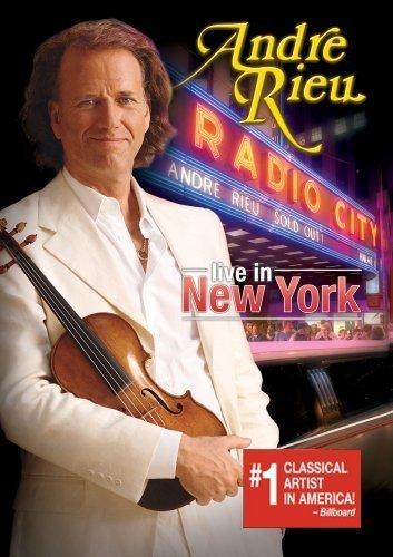Preisvergleich Produktbild Andre Rieu: Radio City Hall Live in New York by Denon Records by Andre Rieu
