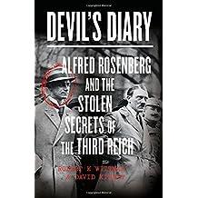 The Devil's Diary by Robert K Wittman (2016-03-29)