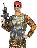 ATOSA 29767 Soldat 3D T-Shirt