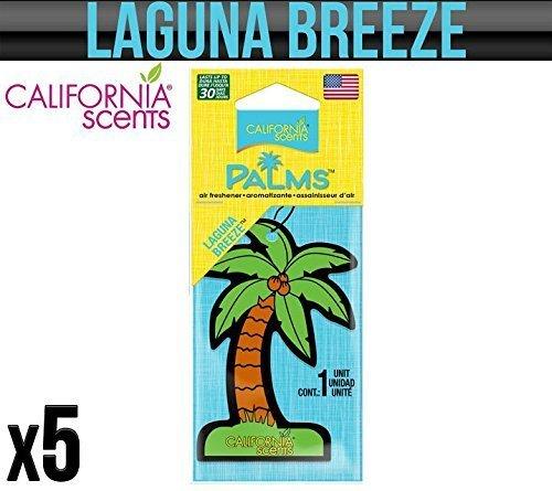 Laguna Breeze Palm Hangout Air Freshner