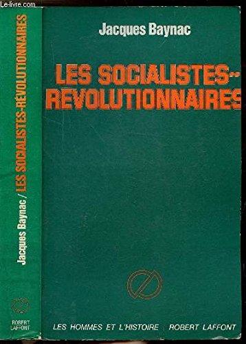 SOCIALISTES REVOLUTIONNAIRES