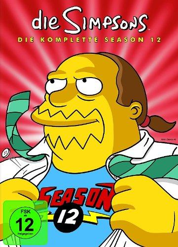 Season 12 (Collector's Edition, 4 DVDs)