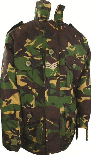 Boys 5-6 Padded Soldier Army Jac...