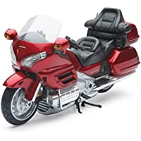 New Ray 57253 Moto Honda Goldwing  - Vehículo Listo, Modelo A Escala 1/12