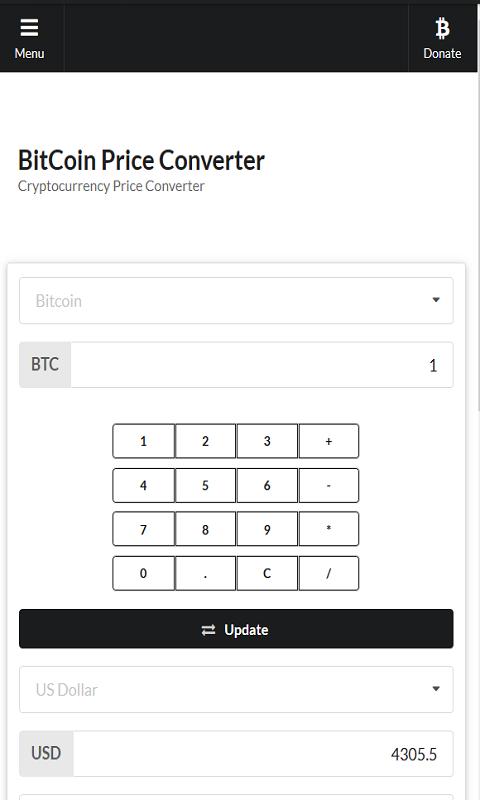 Vertcoin Ticker Bytecoin To Bitcoin Converter – JB Design