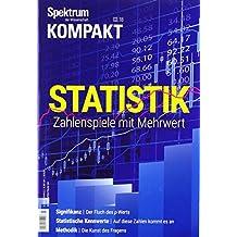 Spektrum Kompakt - Statistik: Zahlenspiele mit Mehrwert