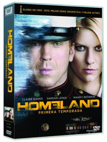 Homeland - Temporada 1 [DVD]