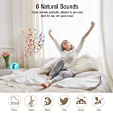 AURSEN-Wake-Up-Light-Light-Alarm-Clock-with-7-Adjustable-Colours-6-Natural-Sounds-Peaking-Sensation-Snooze-Function-Table-Lamp-Reading-Light-for-Home-Bedroom