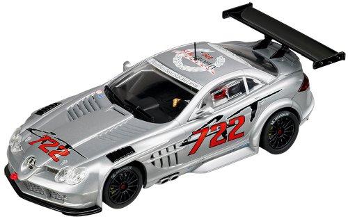 Carrera Evolution - voitures pour circuit - 20027298 - 1/32 eme analogique - Mercedes-Benz SLR McLaren GT SLR. CLUB. Trophy 2008 \