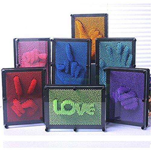 Antistress Klon Fingerabdruck Nadel Malerei Gag Weihnachten Kinder Geschenk (Gag-geschenke Für Kinder)