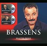 Georges Brassens Vol.1 / Georges Brassens Vol.2 (Coffret 2 CD)