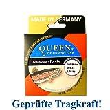 Zielfisch-Schnur Queen of Fishing Line / Forelle 0,22mm 5,2kg 300m