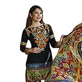 Lebaas Black Embroidered Pakistani Style...