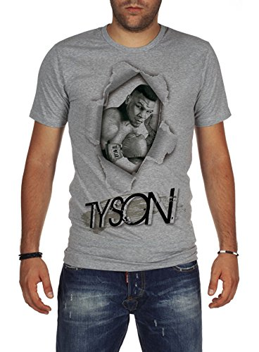palalula-homme-boxe-mike-tyson-ironmike-t-shirt-m-grey