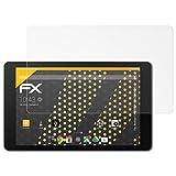 atFolix Schutzfolie für Medion LIFETAB P10602 (MD60519) Displayschutzfolie - 2 x FX-Antireflex blendfreie Folie