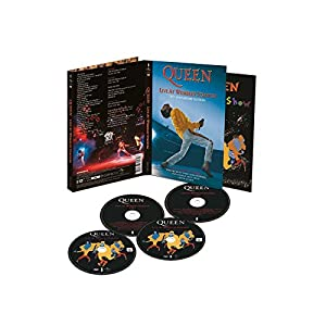Live at Wembley 25th Anniversary [2DVD+2CD Deluxe Edition] [2011]