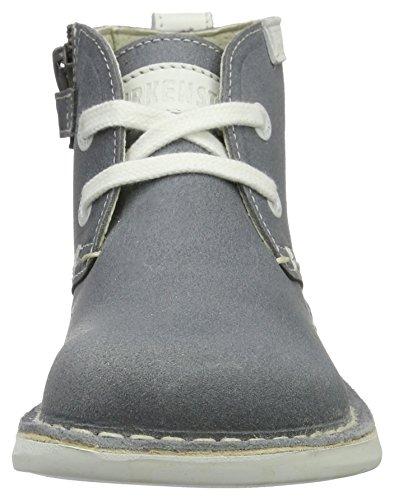 Birkenstock - Mylo, Pantofole a Stivaletto Unisex – Bambini Grigio