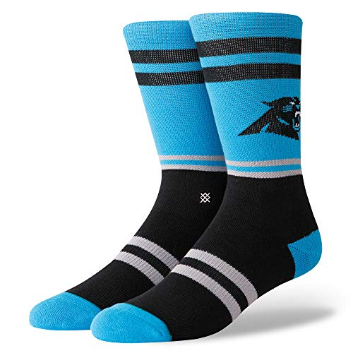 Stance NFL Logo Socken, Carolina Panthers, L