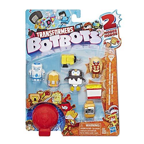 Transformers Botbots - Pack of 8 Figures 4 cm ( Random Pattern )