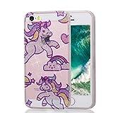 Best Incipio protector Iphone Cases - Alfort iPhone SE/5S Funda Carcasa iPhone 5 Transparente Review