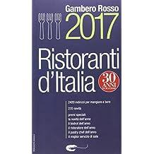 Ristoranti d'Italia 2017