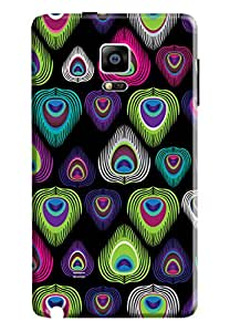 Samsung Galaxy Note Edge Back Cover Premium Quality Designer Printed 3D Lightweight Slim Matte Finish Hard Case Back Cover for Samsung Galaxy Note Edge by Tamah
