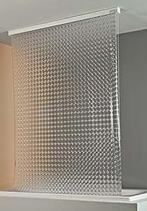 eco dur 4024879002510 tenda a rullo per doccia con contenitore a soffitto motivo sfere. Black Bedroom Furniture Sets. Home Design Ideas