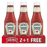 Heinz Ketchup, 342 gm (2+1 FREE)