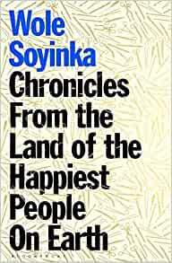 Cover for: Chronicles from the Land of the Happiest People on Earth