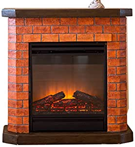 el fuego elektrokamin 39 kiel 39 ay0621 baumarkt. Black Bedroom Furniture Sets. Home Design Ideas
