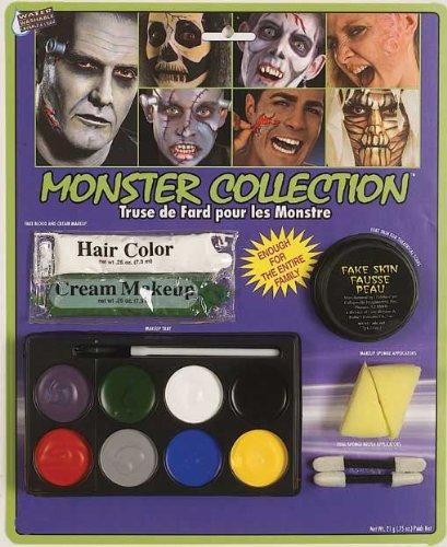 Monster Make Up Kit (Horror Kits Up Make)